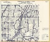 Township 27 N., Range 4 E., Alderwood Manor, Snohomish County 1960c