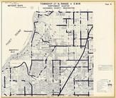 Township 27 N., Range 4 E., Browns Bay, Lynnwood, Meadowdale, Puget Sound, Snohomish County 1960c