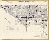 Township 27 NS., Range 3 E., Edmonds, Woodway, Puget Sound, Snohomish County 1960c