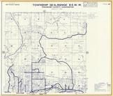 Township 28 N., Range 3 E.8, Sultan, Wallace River, Lake Chaplain, Sultn River, Snohomish County 1960c