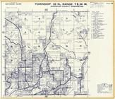 Township 28 N., Range 7 E., Cochran Lake, Meadow Lake, Lost Lake, Snohomish County 1960c