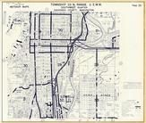 Township 29 N., Range 5 E., Lowell, Snohomish River, Snohomish County 1960c