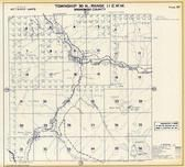 Township 30 N., Range 11 E., Lost Lake, Sauk River, Snohomish County 1960c