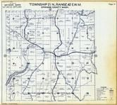 Township 21 N., Range 42 E., Bonnie Lake, Buckeye Creek, Spokane County 1950