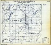 Township 22 N., Range 42 E., Turnbull National Wild Refuge, Spokane County 1950