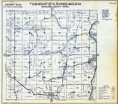 Township 22 N., Range 44 E., Bound Brook, Fairfield, Lenox, Loke, Treat, Spokane County 1950