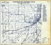 Township 23 N., Range 41 E., Cheney, Pykes, Geib, Tribble, Spokane County 1950