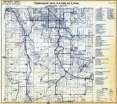 Township 24 N., Range 43 E., Hillby, Willow Springs, Silver Hill, Foch, Park View, Spokane County 1950
