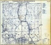 Township 24 N., Range 44 E., Redlin, Mica, Kennerwood, Jones, Belair, Excelsior, Spokane County 1950