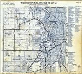 Township 25 N., Range 42 E., Geiger Field, Palisades Park, Highland, Fort Wright, Spokane County 1950