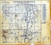 Township 28 N., Range 43 E., Shattaroy Station, Little Spokane River, Spokane County 1950