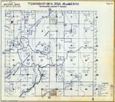 Township 28 N., Range 45 and 46 E., Mount Spokane State Park, White Pine Ridge, Spokane County 1950