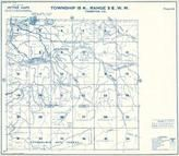Township 15 N., Range 3 E., Snoqualmie National Forest, Deschutes River, Thurston County 1973