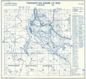 Township 15 N., Range 4 E., Snoqualmie National Forest, Alder, Thurston County 1973