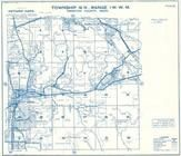 Township 16 N., Range 1 W., Tenino, McIntosh Lake, Deschutes River, Cozy Valley, Thurston County 1973