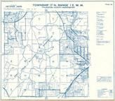 Township 17 N., Range 1 E., Fort Lewis Military Reservation, Yelm, Thurston County 1973