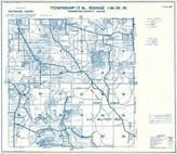 Township 17 N., Range 1 W., Plumb, Fort Lewis US Military, Chambers, Thurston County 1973