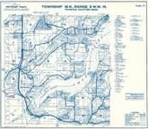 Township 19 N., Range 3 W., Deer Harbor, Totten Inlet, Oyster Bay, New Kamilche, Thurston County 1973