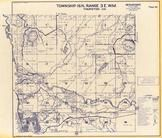 Township 16 N., Range 3 E., Nisqually River, Pierce, Thurston, Harts Lake, Cranberry Lake, Thurston County 1977c