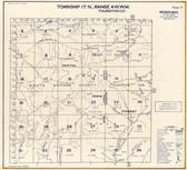 Township 17 N., Range 4 W., Capitol State Forest, Lost Valley Creek, Thurston County 1977c