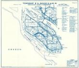 Township 8 N., Range 6 W., Columbia River, Cathlamet, Wauna Channel, Wahkiakum County 1969