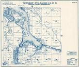 Township 37 N., Range 4 E., Lake Whatcom, Oldlewild, Blue Canyon, South Bay, Lookout Mountain, Whatcom County 1971