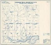 Township 38 N., Range 9 E., Baker Lake, Maiden Lake, Rainbow Creek, Shukson Lake, Whatcom County 1971