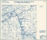 Township 40 N., Range 5 E., Blair, Cimeston Junction, Hilltop, Jacobs Spur, Columbia, Kendall, Whatcom County 1971
