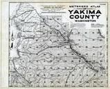 Index Map, Title Page, Yakima County 1959