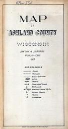 Title Page, Ashland County 1917