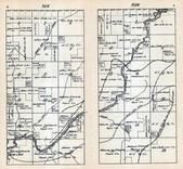 Township 41 North - Range 3 West, East Fork Chippewa River, Ashland County 1917