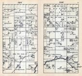 Township 41 North - Range 4 West, Bear Lake, Ashland County 1917