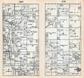 Township 42 North - Range 1 West, Peeksville, Ashland County 1917