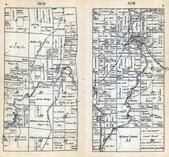 Township 42 North - Range 2 West, Glidden, Shanagolden, Ashland County 1917
