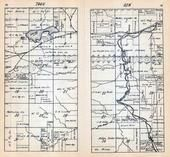 Township 44 North - Range 3 West, Cayuga, English Lake, Ashland County 1917