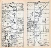 Township 45 North - Range 2 West, Mellen, Ashland County 1917