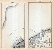 Township 48 North - Range 4 West, Ashland, Chequamegon Bay, Ashland County 1917