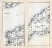 Townships 49, 50 North - Range 3 West, Madeline Island, La Pointe, Ashland County 1917