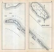Townships 49, 52 North - Ranges 2, 3, 4 West, Long Island, Manitou Island, Ashland County 1917