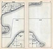 Townships 50, 51 North - Range 2 West, Madeline Island, Ashland County 1917