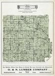 Tilden Township, Chippewa County 1930