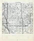 Ashippun Township, Alderly, Dodge County 1955c