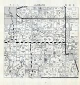 Hubbard Township, Horicon, Neda, Iron Ridge, Dodge County 1955c