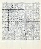 Lomira Township, Knowles, Brownsville, Dodge County 1955c