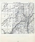 Williamstown Township, Kekoskee, Mayville, Dodge County 1955c
