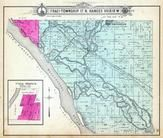 Township 17 N., Rangees VIII and IX W., Mississippi River, Cold Springs, New Amsterdam, La Crosse County 1906