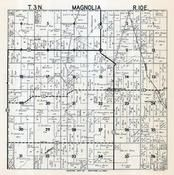 Magnolia Township, Rock County 1947
