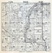 Rock Township, Janesville, Afton, Rock County 1947