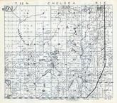 Chelsea Township, Whittlesey, Taylor County 1957