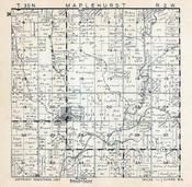 Maplehurst Township, Taylor County 1957